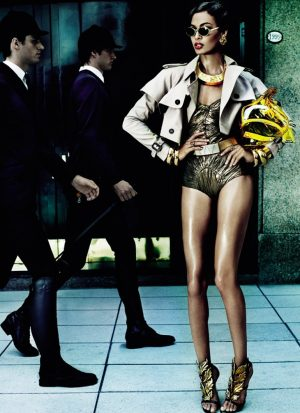 Joan Smalls Mario Testino Vogue Brasil 02