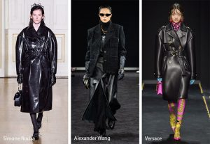 fall winter 2019 2020 fashion trends Matrix inspired fashion