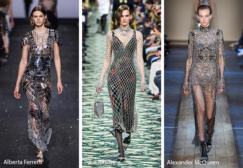 fall winter 2019 2020 fashion trends embellished noisy clothing 1