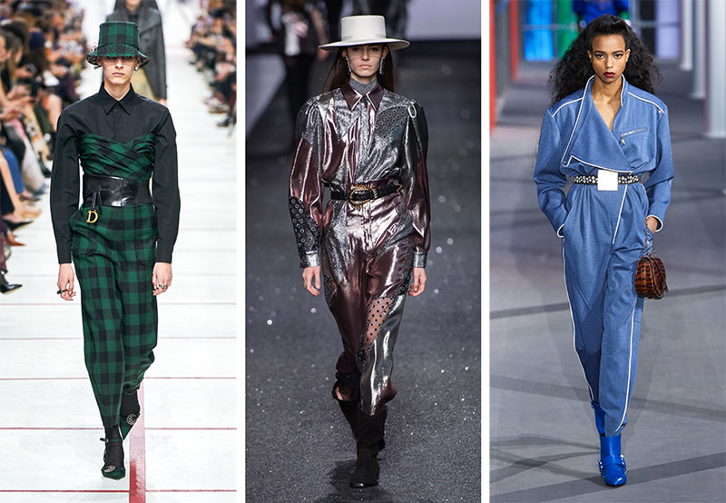 fall winter 2019 2020 fashion trends jumpsuits