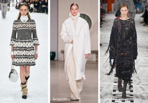 fall winter 2019 2020 fashion trends knitwear
