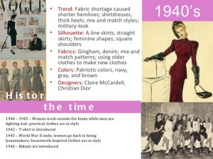 fashion through the decades 5 728